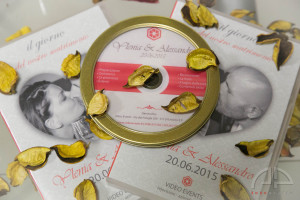 Cofanetto matrimonio wedding case